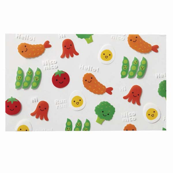 by Torune Antibacterial Sheet for Lunch box 30 sheets included
